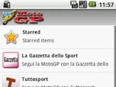 Moto GP News 2.1.1 Screenshot