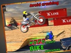 Moto Stunts Bike Adventure 1.0.2 Screenshot