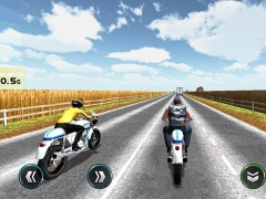 Review Screenshot - Traffic Racer – Bike Riding at its Exhilarating Best
