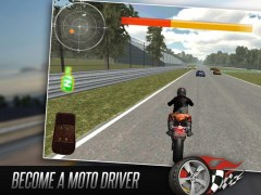 MotoCross Rash - MPH Road Race 1.1 Screenshot