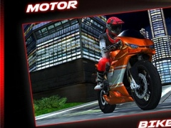Motor Bike Riding Parking Simulator:MotocrosTrafic 1.0 Screenshot