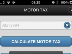 Motor Tax Calculator Ireland 1.0 Screenshot