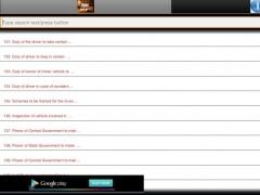 Motor Vehicles Act India 2.0 Screenshot