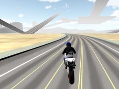 Motorbike Driver 2016 3D 1.2 Screenshot