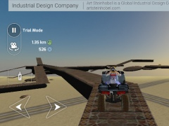 Review Screenshot - Driving Simulator – Drive Your Favorite Bikes in Large Open-World Maps
