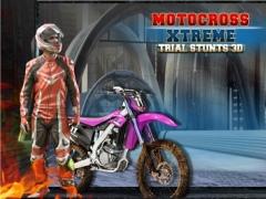 Motorcross Extreme Trial Stunts 3D 1.1 Screenshot