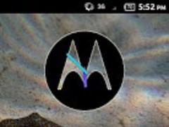 Motorola clock 1.4 Screenshot