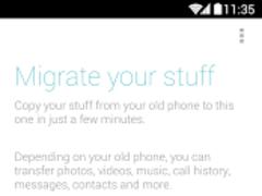 Motorola Migrate 1.7.0.06 Screenshot