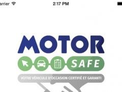 MotorSafe 1.1.5 Screenshot
