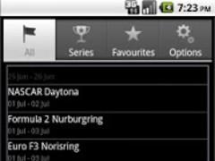 Motorsport Calendar Free 1.9.1 Screenshot