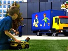 Motu Patlu Toys Transport Truck Simulator 1.0 Screenshot