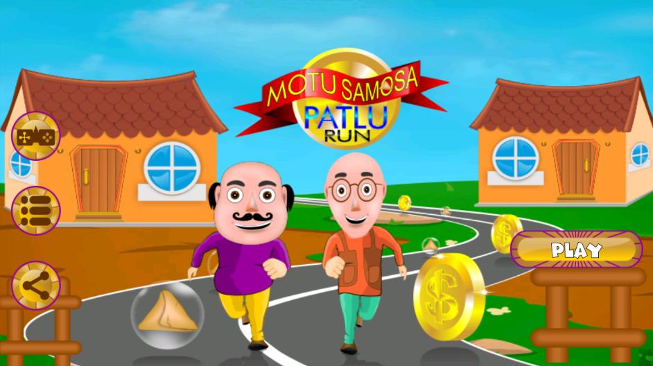 Motu Samosa Patlu Run 1 0 Free Download