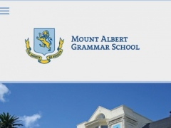 Mount Albert Grammar School 1.7.8 Screenshot