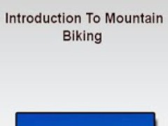 Mountain biking tips 1.0 Screenshot