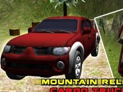 Mountain Cargo Truck: Offroad 1.1 Screenshot