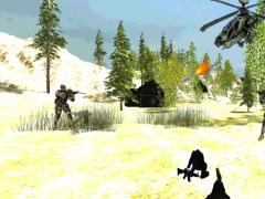 Mountain Commando Shooting 1.0 Screenshot