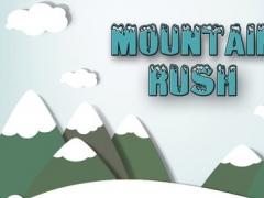 Mountain Rush - Free Addicting Snowboarding Racing Game (By Top Free Addicting Games) 1.0 Screenshot