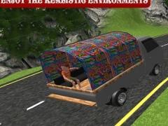 Mountain Valley Pk Van Driver Pro: Pick & Drop 1.0 Screenshot