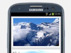 Mountains HD wallpapers 2.0 Screenshot