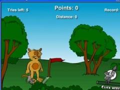 Mouse Throwing 1.0 Screenshot