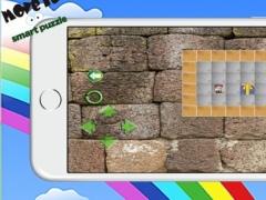 Move it smart puzzle - solution preschool logic 1.0 Screenshot