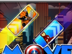 Move Sliding Block Out Puzzle For Cats Superheroes 1.0 Screenshot