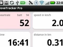 MoveTracker 1.45 Screenshot