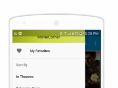 Movie Corner 1.0 Screenshot