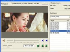 Movie Splitter 2.1 Screenshot