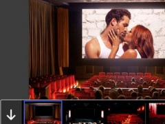 Movie Theater Photo Frames - Elegant Photo frame for your lovely moments 1.0 Screenshot
