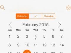 Movieday ~ personal movie calendar 2.1.1 Screenshot
