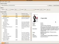 MovieOrganiser  Screenshot