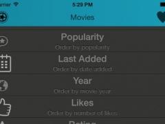 MoviePal 1.0 Screenshot