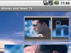 Movies and News TV 1.2 Screenshot