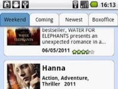 Movies at Cinema 1.0.5 Screenshot