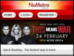 Movies in South Africa NM 0.32.13316.26022 Screenshot