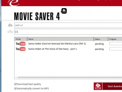 Engelmann Media MovieSaver 4 Screenshot