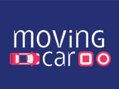 Moving car racing 1.0 Screenshot
