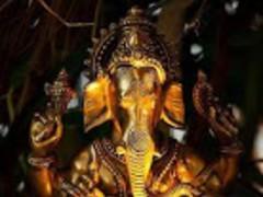 Moving Ganesh Live Wallpaper 1.0 Screenshot