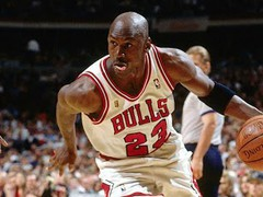Moving Michael Jordan HD LWP 1.0 Screenshot
