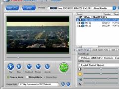 Movkit DVD to PSP Ripper 5.0.0 Screenshot