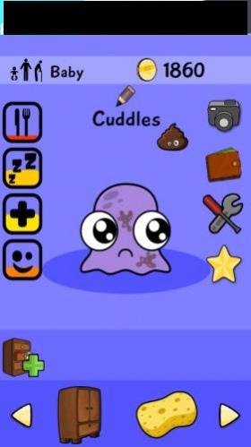 Moy – Virtual Pet Game
