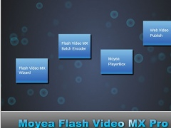 Moyea Flash Video MX Pro 6.0.1.1104 Screenshot