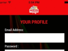 Mozzi's Pizza 2.0.1 Screenshot