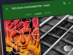 Mp3 player downloaded free 1.1 Screenshot