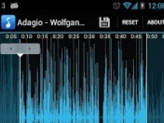 MP3 Ringtone Maker / Cutter 2.5 Screenshot