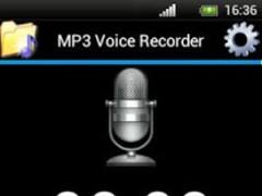 MP3 Voice Recorder Full 1.4 Screenshot