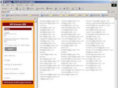 MP3Extractor 2003.10 Screenshot