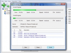 MP4 To MP3 9.0.8 Screenshot