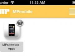 MPmobile 2.3.6 Screenshot